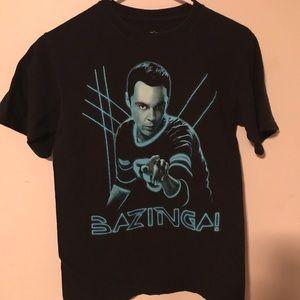 Sheldon Cooper T-shirt